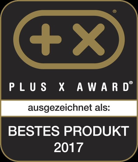 PlusX Award für Resolution 2.6 FS