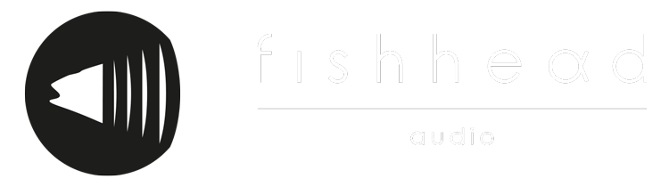 fishhead audio Logo